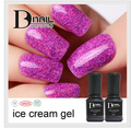 BD 13ml 3pcs/lot Cheese Gel Polish Beauty Nail Direction Colorful Varnish for Nail Art Pick Any 3 from 48 Color