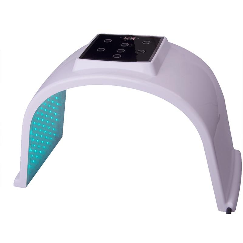 Новые яркие светодиодный кожи phototheapy инструмент масло контроль кожи whitending и tightnting Уход за кожей Красота машины высокое качество