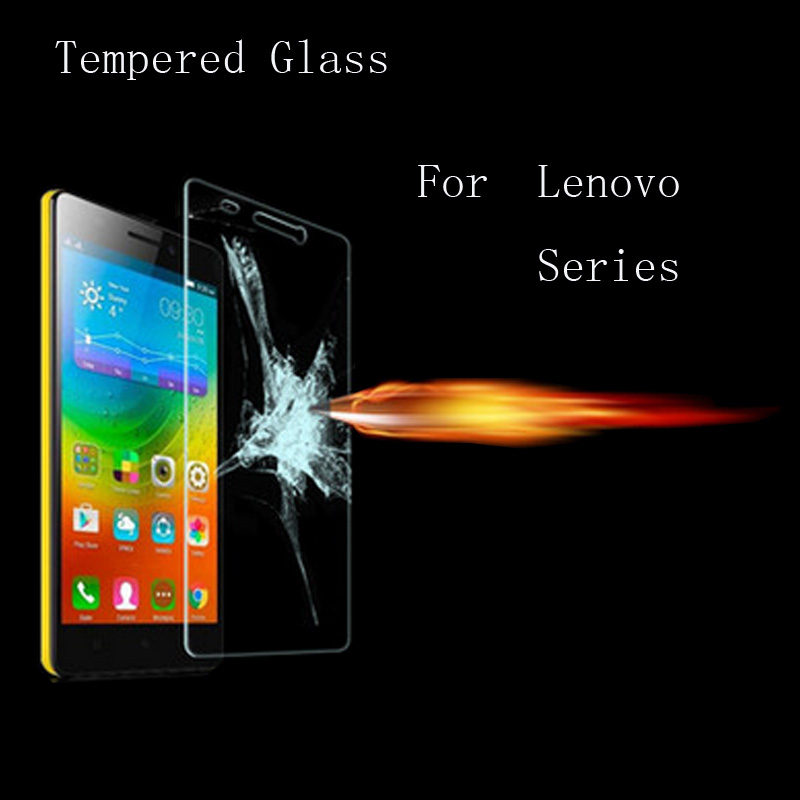 Tempered Glass Screen Protector For Lenovo A319 328 536 806 2010 6000 7000 S60 90 660 850 P70 780 K3 K3 Note K5 Vibe Shot P1