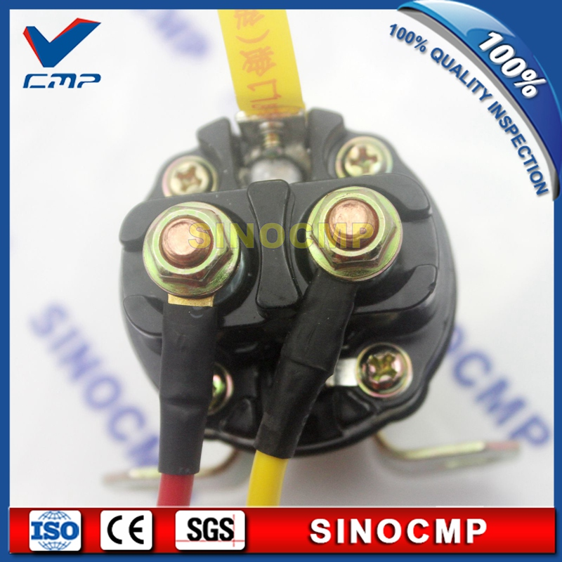 US $85 0 |Motor Starter Relay 600 815 2170 for Komatsu PC200LC 5 PC200 6  PC220 6 PC200LC 6 Excavator-in A/C Compressor & Clutch from Automobiles &