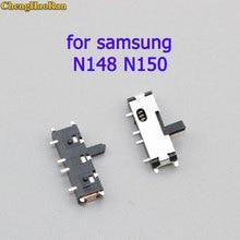 ChengHaoRan 1pcs Switch Button Power Key fit for samsung N130 N140 N145 N148 N150 Slide N135 N210 N220 NB30