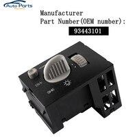For 95 2000 GMC Tahoe Suburban Silverado Sierra Headlight Dimmer Switch 93443101