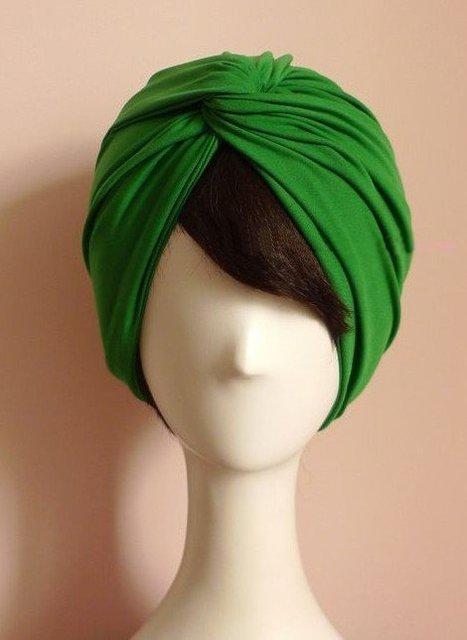 Hotsale Fashion Woman Retro Headband Female Headscarf  Also Can Be Weared As Turban Dual Purpose Much Colors Elastic Badanas