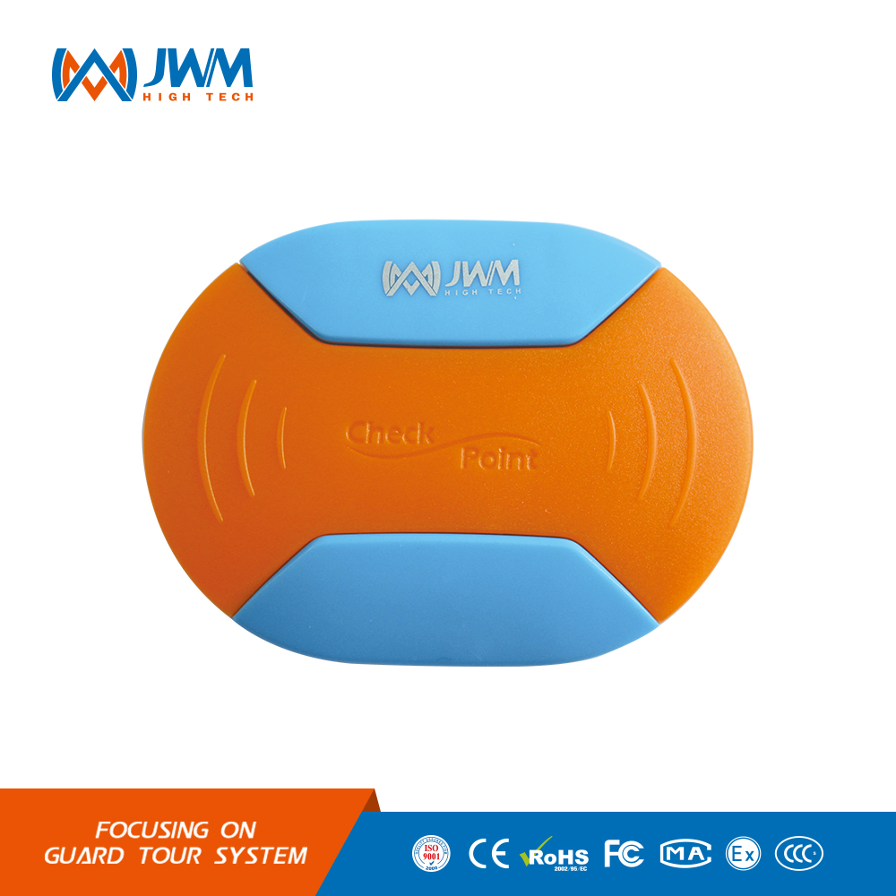 JWM RFID Tags 125KHz For Guard Tour Checkpoints  For 100 Pieces