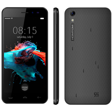 Doogee HOMTOM HT16 Android 6.0 5.0 дюймов 3 г смартфон MTK6580 Quad Core 1.3 ГГц мобильных телефонов 1 ГБ + 8 ГБ пробуждения GPS BT 4.0 мобильный телефон