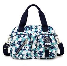Casual Printing Waterproof Nylon Bolsos Mujer Female Handbags Women Bags Designer Bolsa Feminina Messenger Bags kiple стоимость