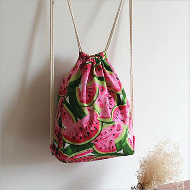 Popular Watermelon Drawstring Bag-Buy Cheap Watermelon Drawstring ...