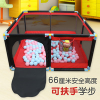 Children's Fence Multi size Indoor Home Baby Game Fence Fence Safety Toddler Crawling Protection Ball Toy play yard bed kids