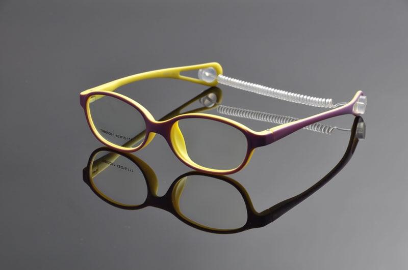 DEDING Okulary dziecięce z sznurkiem rozmiar 43, oprawka w kolorowe - Akcesoria odzieżowe - Zdjęcie 3