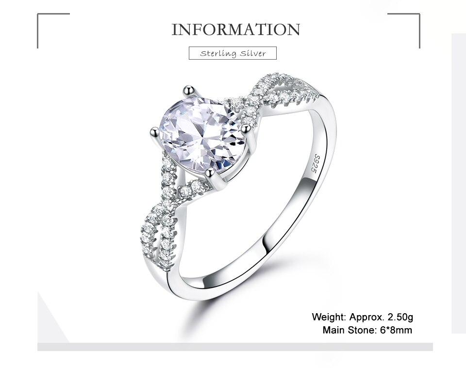 Honyy zircon  925 sterling silver rings for women RUJ099Z-1-pc (2)