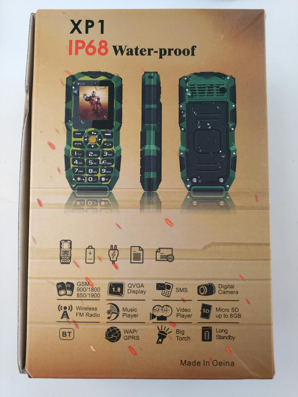 XP1 Rugged Phone  (29)