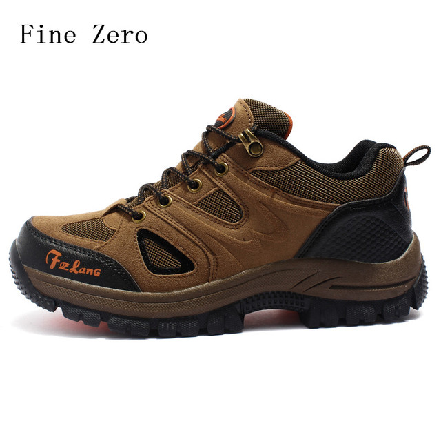 Chaussures De Sécurité Avec Mâle De Bout En Acier Ou Femelle, Daim Gris / Brun, 8
