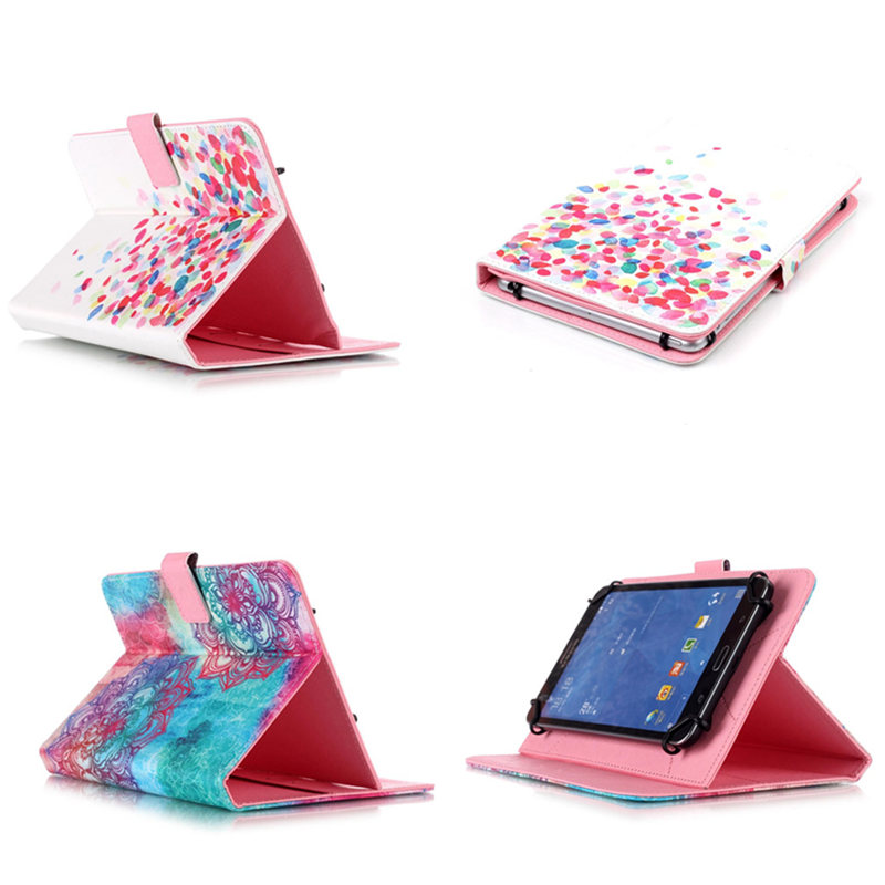 Universal 7.0 PU Leather Cover Stand Case For ASUS MeMO Pad FHD 10 ME302 ME302C K005 ME302KL K00A 10.1 inch Tablet Bag Cases beautiful gitf new luxury stand case cover for asus memo pad 7 me176c me176cx tablet wholesale price jan16