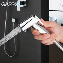 GAPPO Bidet Faucets shower bidet toilet tap wall mounted bidet faucet brass toilet washer muslim shower toilet