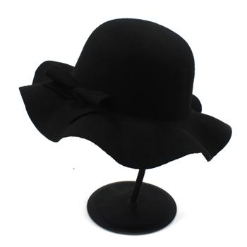 Nowa zimowa jesień wełna dzieci miękki kapelusz fedora dla dziewczyny kapelusz wędkarski Feminino melonik filcowy słońce kapelusz typu floppy dzieci kwiatek kapelusz 10 tanie i dobre opinie HXGAZXJQ Wełniana AHR-1YU Kapelusze Na co dzień Stałe 4 5CM 52-54CM adjused size for 3-8 years
