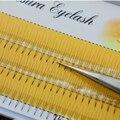Nuevo Exclusivo 0.07C Pestañas de Visón Individuales 3d 6/8/9/10/11/12/14mm de pestañas Extensión de la Pestaña Natural Suave 3D