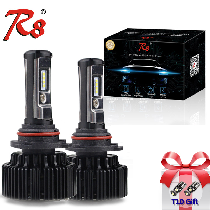 T1 Upgrade Version Car T6 Turbo LED Headlight Bulb Kits 60W 8000LM H1 H4 H7 H11 HB3 HB4 9004 9007 H13 CSP Chips 6000K Fog Light-in Car Headlight Bulbs(LED) from Automobiles & Motorcycles    1