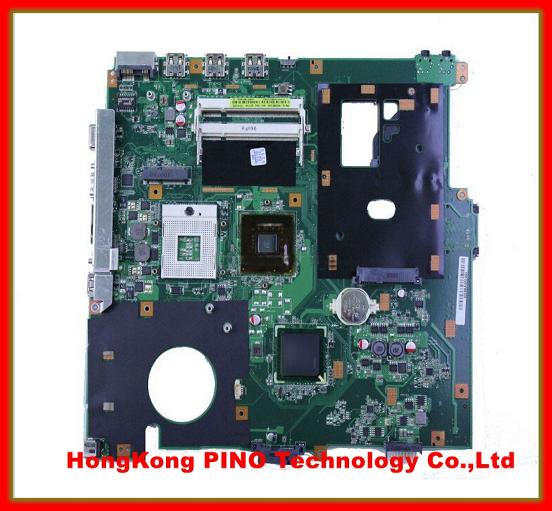 F50Q motherboard for ASUS F50Q X61Q F50A laptop motherboard 60 days warranty