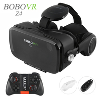 2016 Hot Google Cardboard BOBOVR Z4 VR 360 Degree 3D Viewing Immersive Experience 4 7 6