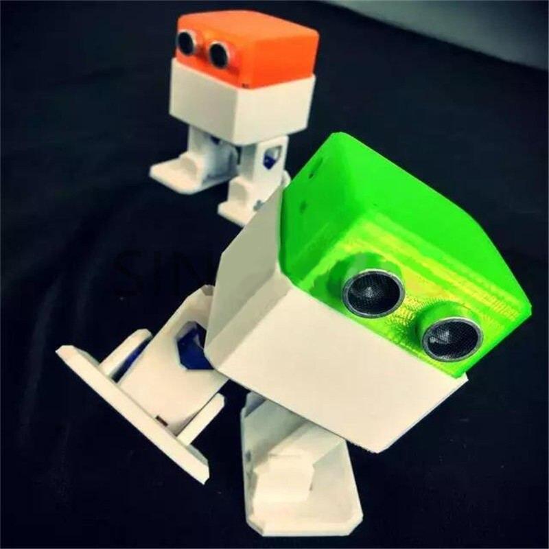 Pour Nano RC Robot Open Source fabricant évitement d'obstacles bricolage humanité Playmate 3D jouets pour OTTO enfants meilleurs jouets