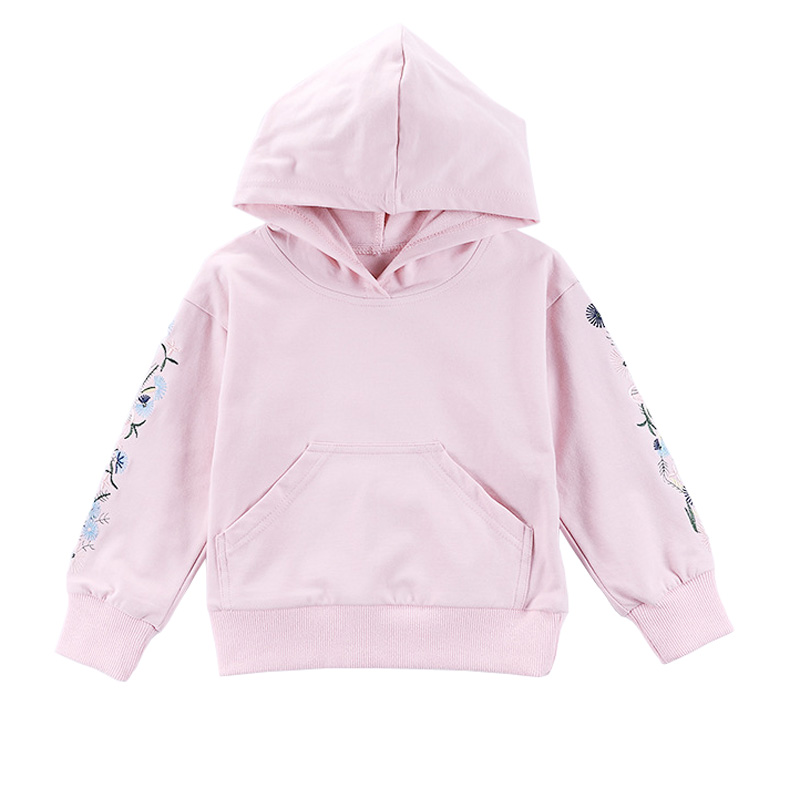 4-11Y School Girls Hoodies Autumn Fall Fashion Girls Sweatshirt Hooded Casual Kids Clothes RT087 2016 new hot selling usa justin bieber fear of god hoodies pullovers hiphop fashion casual oversized hoodie sweatshirt