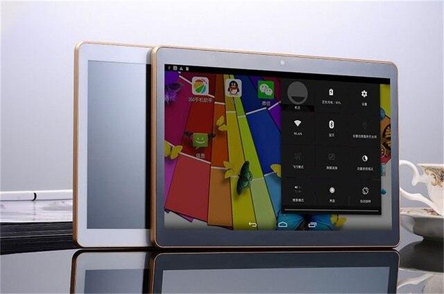 """Оригинальный бренд BMXC 9.6 10 дюймов Планшетный ПК 4 Г LTE Окта основные 4 ГБ RAM 32 ГБ ROM Android 5.1 IPS GPS WCDMA 3 Г Таблетки 10.1 """"+ подарки"""