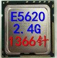 Бесплатная доставка для Intel Xeon E5620 ПРОЦЕССОР 2.4 Г официальная версия 4 core 8 темы 1366 контактный CPU настольного компьютера ПРОЦЕССОР