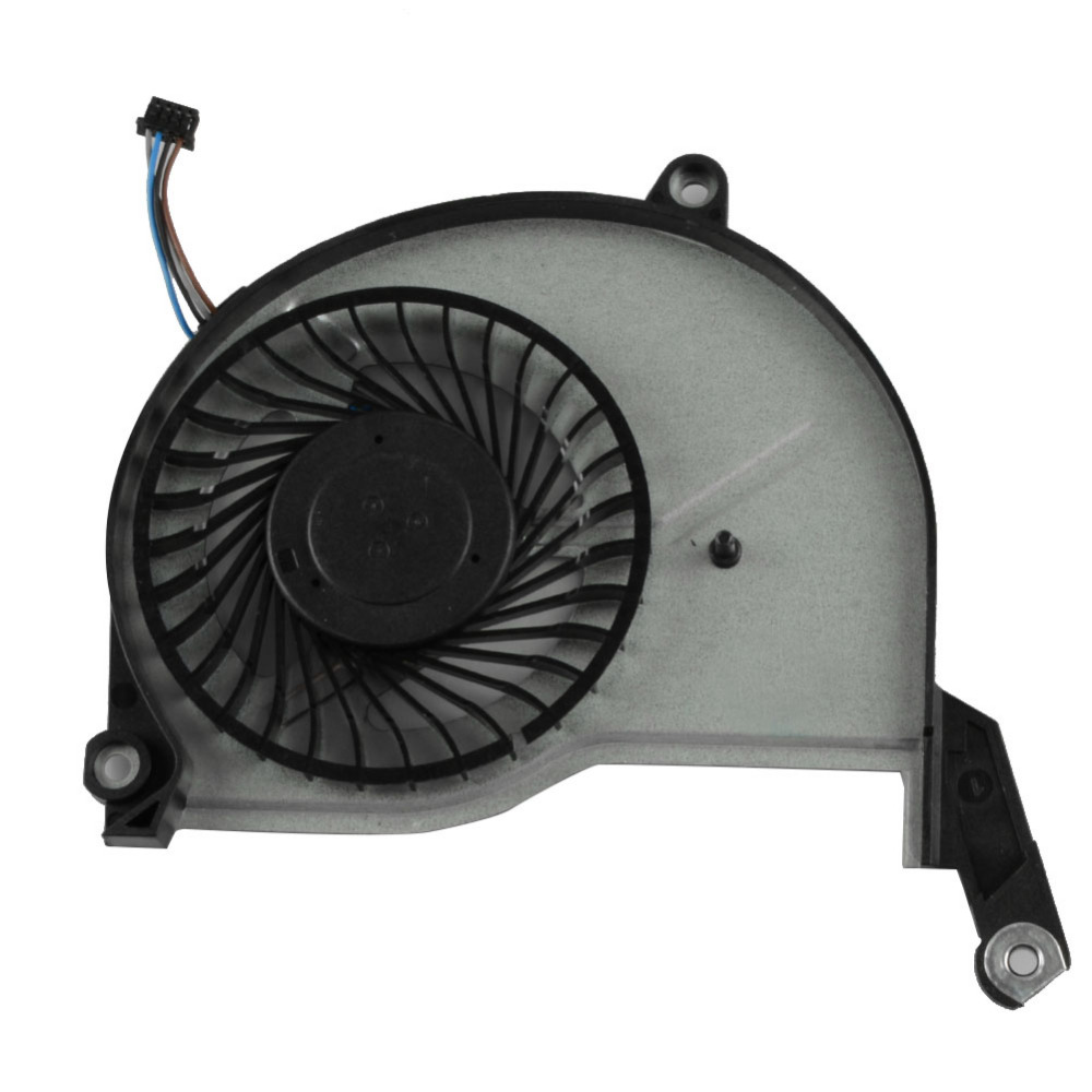 Notebook Computer Replacements Cpu Cooling Fans Fit For HP Pavilion 15-n000 Laptop (4-PIN) 736278-001 DFS200405010T P15 notebook laptops replacements cpu cooling fans fit for mac mini a1347 2010 2011 922 9953 610 0056 610 0164 cooler fan p20