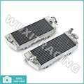 98 99 00 01 02 03 Left Right New Aluminium Cores Offroad Motorcycle Bike Radiator x2 for KTM 250 300 380 EXC MXC SX