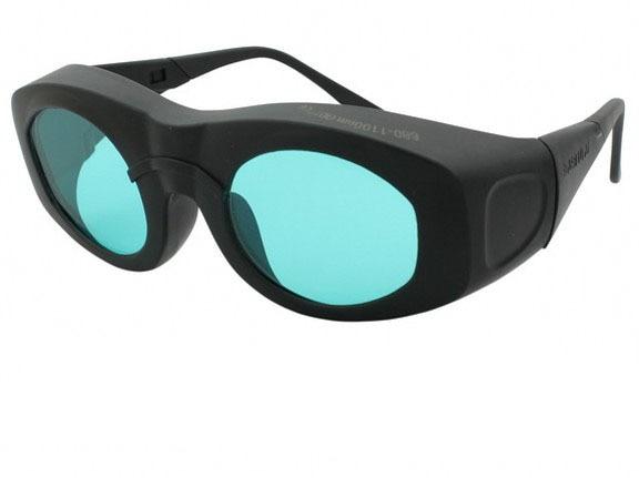 lasersäkerhetsglasögon för 680-1100nm O.D 7+ CE-certifierad VLT> 65%