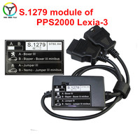 Best Quality S 1279 Module Of For Lexia3 PP2000 OBDII Interface S1279 Cable Do Cars For