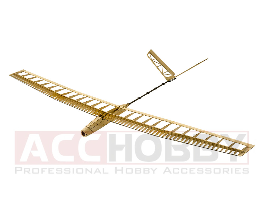 Balsawood Airplane Model Laser Cut Glider Electric Power UZI 1400mm Wingspan Building Kit Woodiness model /WOOD PLANE цена