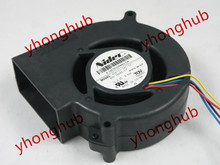 Frss shipping for NIDEC A34123-34CIS3 DC 12V 0.46A 4-wire 4-pin Server Blower fan