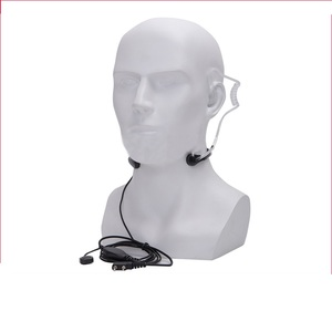 BAOFENG PTT Throat Headset Hea