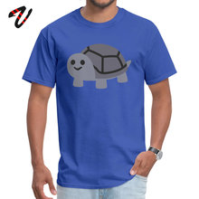 Tops Shirts EMOJI TURTLE T Shirt Summer Special Normal Japan Sleeve The Cure Round Collar Men T-shirts