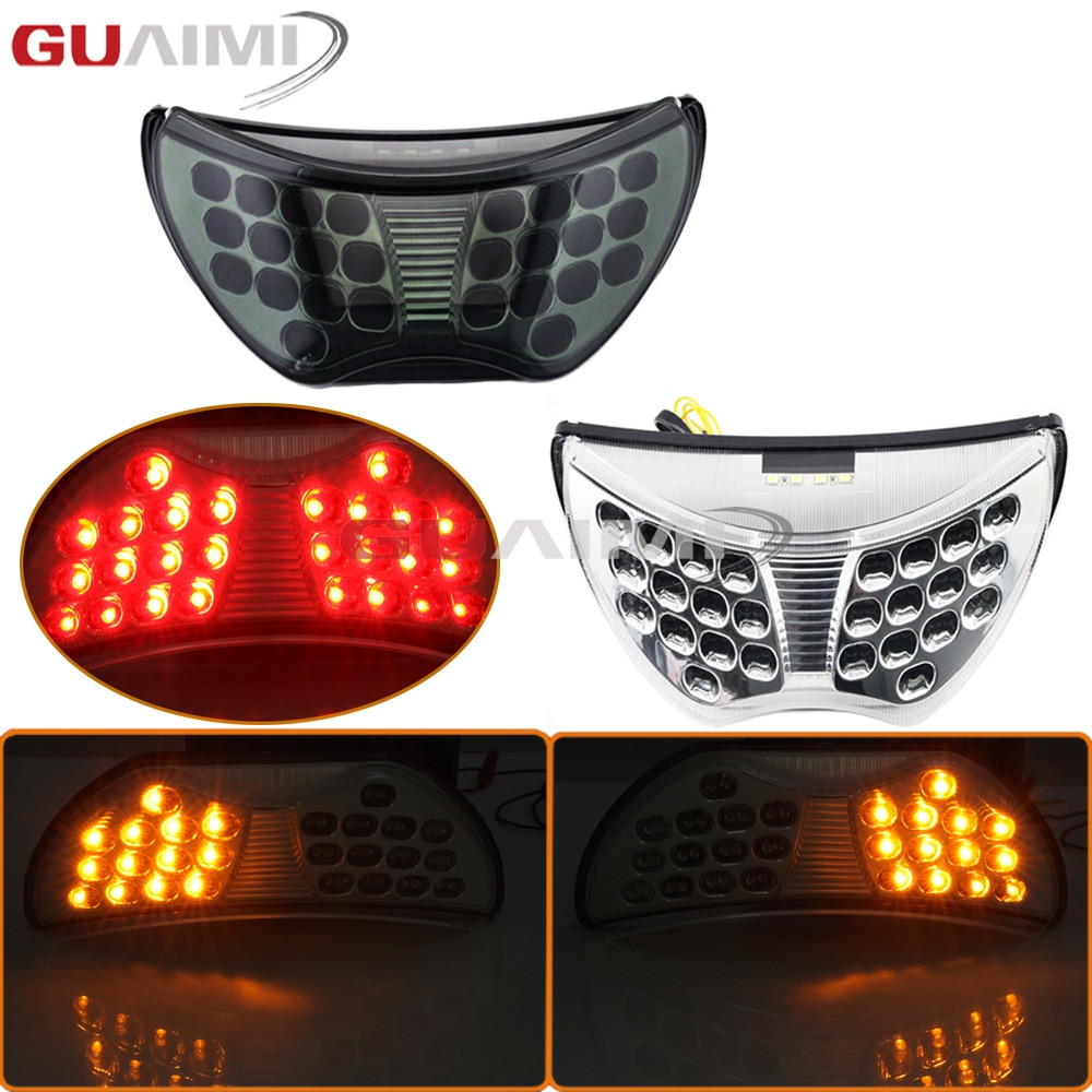 LED Turn Signal Light For Honda CBR600F4 CBR600 F4 1999-2000 Motorcycle