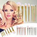 7pcs/set Makeup Brushes Set Powder Foundation Eyeshadow Eyeliner Lip Brush Tool