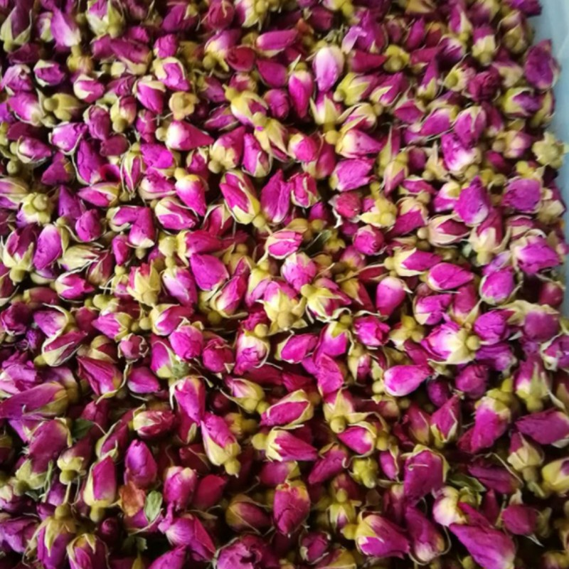 Image 3 - NEW Natural 1bag  250g Dried Rose Flower Rose bud Rose Girl Women gift wedding decoration-in Artificial & Dried Flowers from Home & Garden