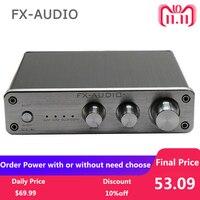 FX Audio XL 2.1BL TPA3116 High Power 2.1 Channel Bluetooth 4.0 Digital Audio Subwoofer Amplifier Input RCA/AUX/BT 50W*2+100W
