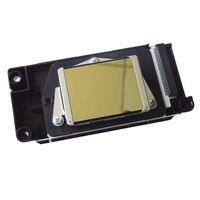 F186000 Print Head printhead Compatible For Epson R1900 R2000 R2880 4880C 7880C 9880C Oil Solvent Printer Head