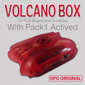 Volcano Box with Pack 1 activated For MTK Cpu,SPD CPU,Mstar Cpu,Coolsand Unlock Flash & Repair + 32pcs adapter 2 cables