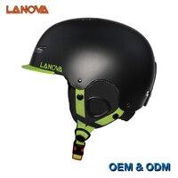 Lanova Kids Youth Adult Snow Ski Snowboard Skate Helmet With Fleece Liner