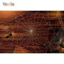 Yeele Хэллоуин Искусственный деревянный гранж индивидуальный
