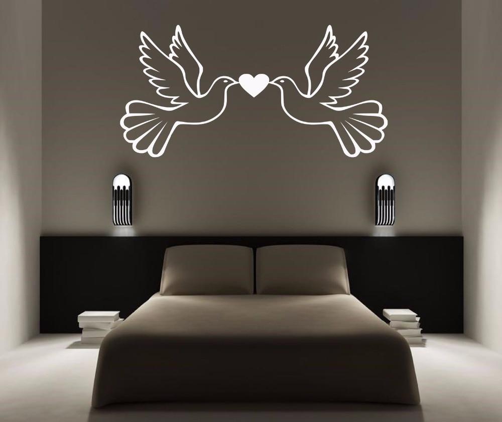 Acquista all'ingrosso online colomba adesivi murali da grossisti ...