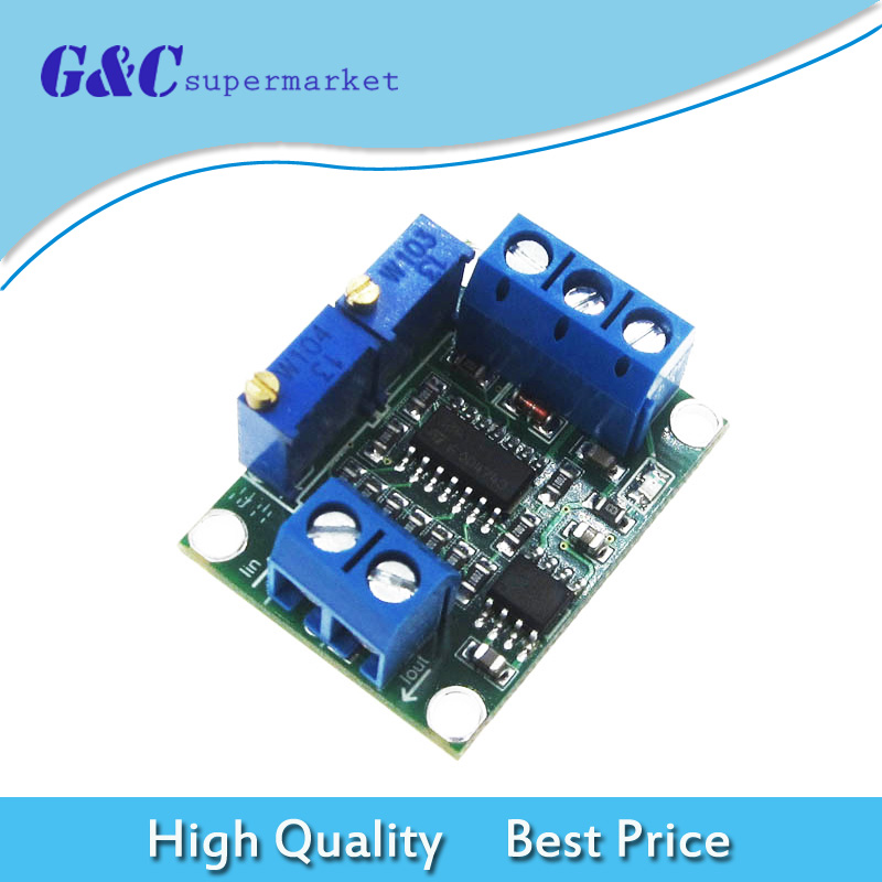 4-20mA To 0-5V Current To Voltage Isolation Transmitter Signal Converter Module