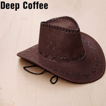 Nueva alta calidad primavera verano otoño sol sombrero de vaquero jpg  350x350 Sombreros de calidad 303670e2a46