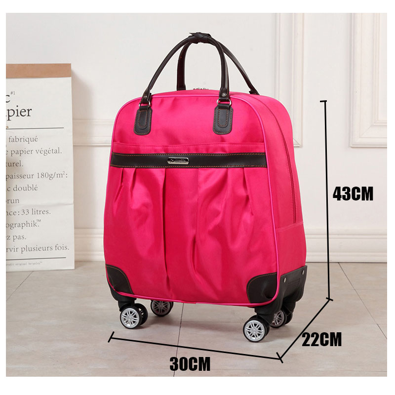 90FUN PC Suitcase Colorful Carry on Spinner Wheels Rolling Luggage TSA lock Business Travel Vacation for Women men - 3