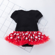 Kids Baby Clothing Dress Jumpers 3Pcs set Outfits