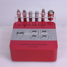 Portable 6 in 1 Diamond Microdermabrasion Machine Diamond Peel Machine