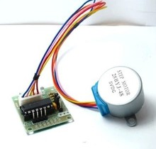 5V Stepper Motor +ULN2003 Driver Board 28BYJ-48 Test Module for Arduino 10sets/lot Free shipping